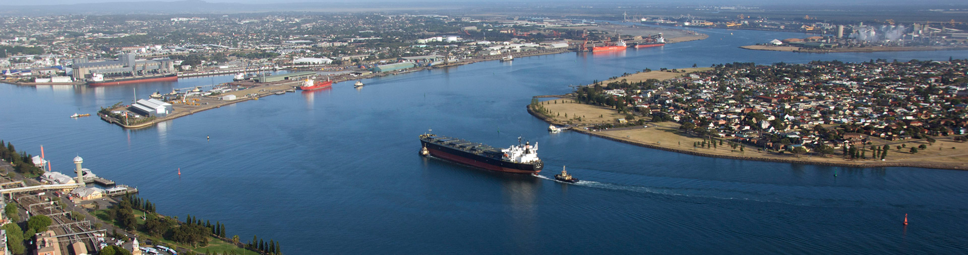 Newcastle Port
