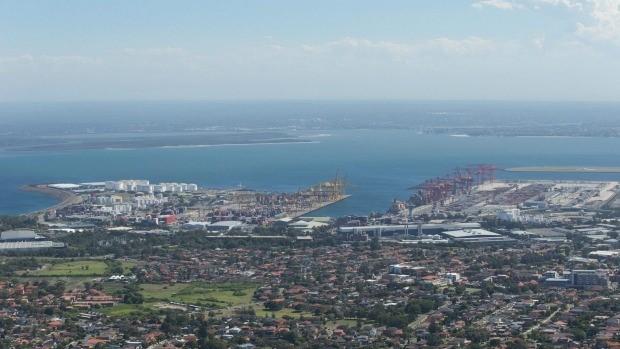 Port Botany Sydney